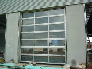 Sezionale vetrato