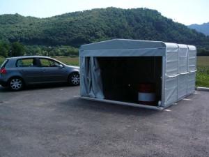 Tunnel piccoli per vari utilizzi