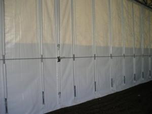 Particolari tenda